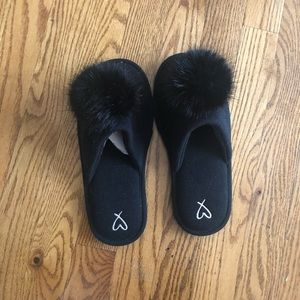 brand new victoria secret slippers